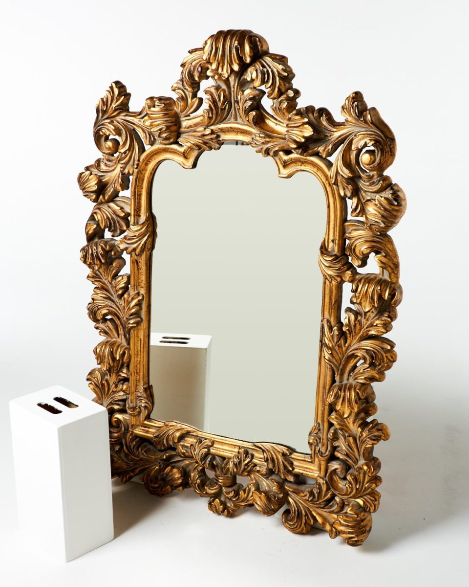 Front view of Helena Mirror
