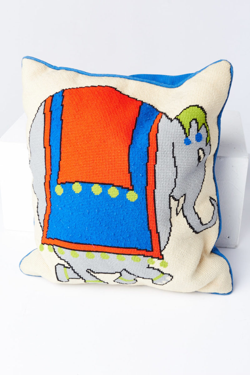 Alternate view 1 of Elephant Pillow