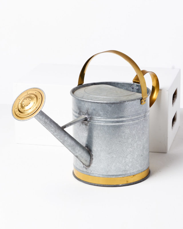 Front view of Columbia Watering Can