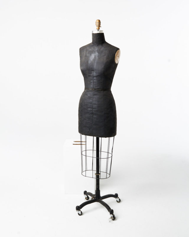 Front view of Judy Dress Form