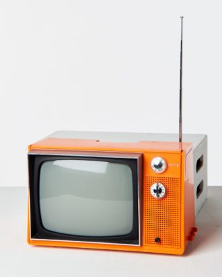 Front view of Tanger Television