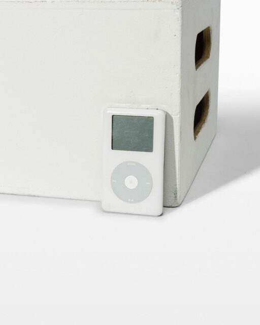 Front view of Classic Music Player