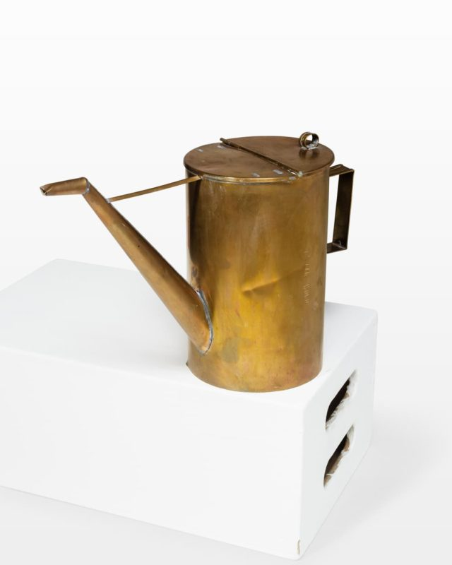 Front view of Rodman Watering Can