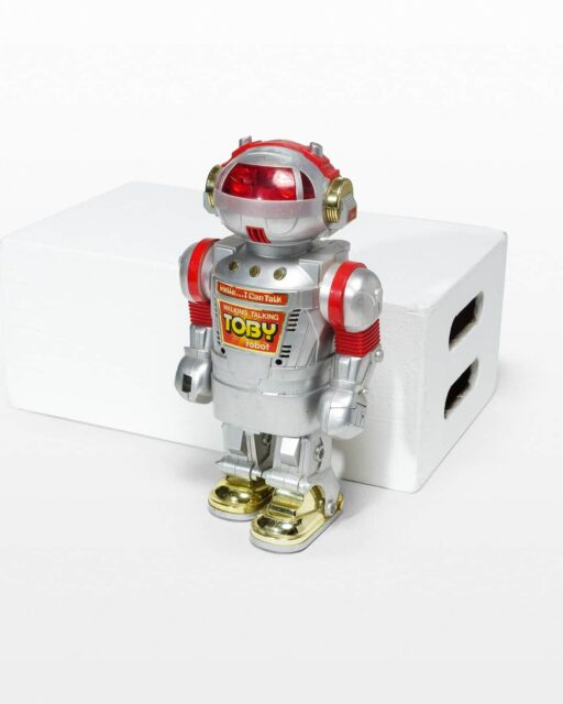 Front view of Card Robot