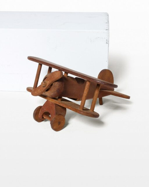 Front view of Jag Toy Plane