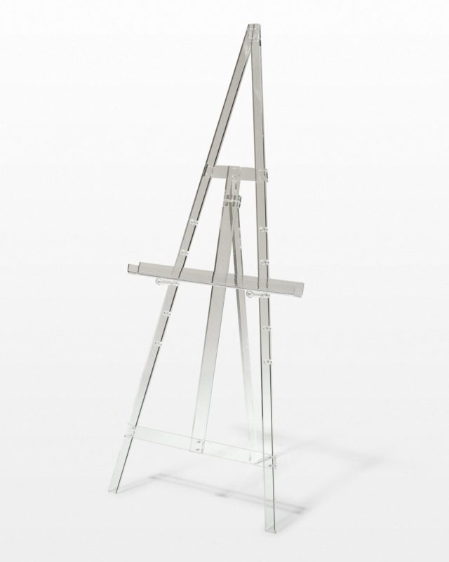 Front view of Ginger Easel
