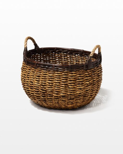 Front view of Maki Basket