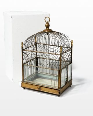 Front view of Chester Birdcage