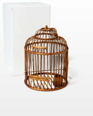 Front view of Tess Birdcage