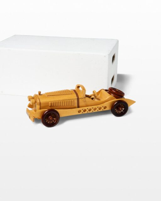 Front view of Rowan Model Roadster Car
