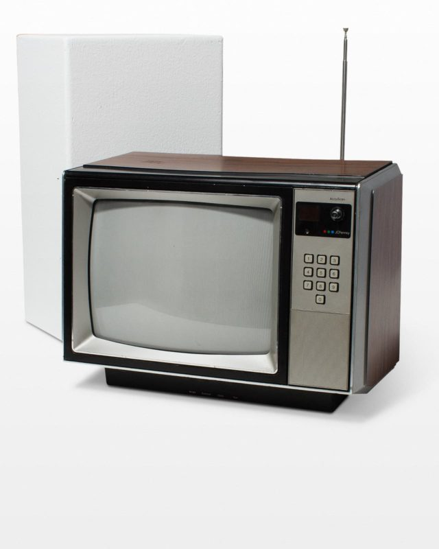 Front view of Chase Television