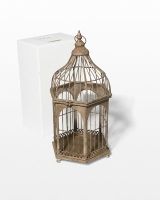 Front view of Hillman Birdcage