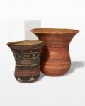 Front view thumbnail of Baji Basket Set