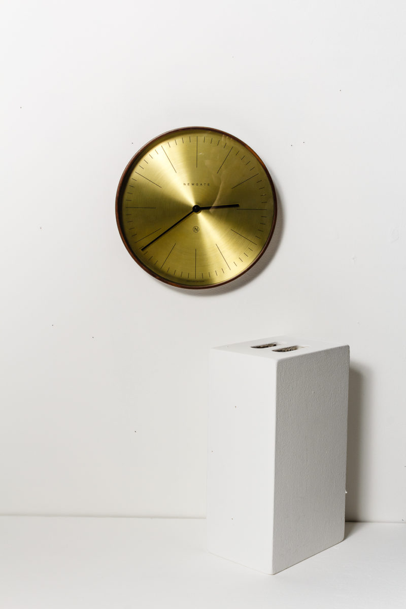 Alternate view 1 of Jared Copper Wall Clock