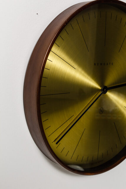 Alternate view 2 of Jared Copper Wall Clock