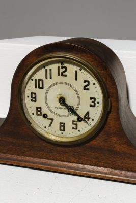 Alternate view 1 of Burton Mantle Clock