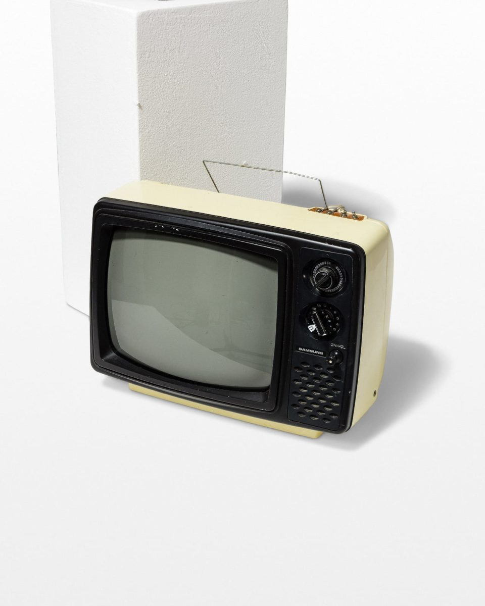 Front view of Charles Television