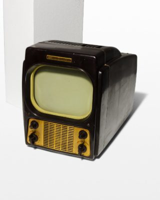 Front view of Francis Television