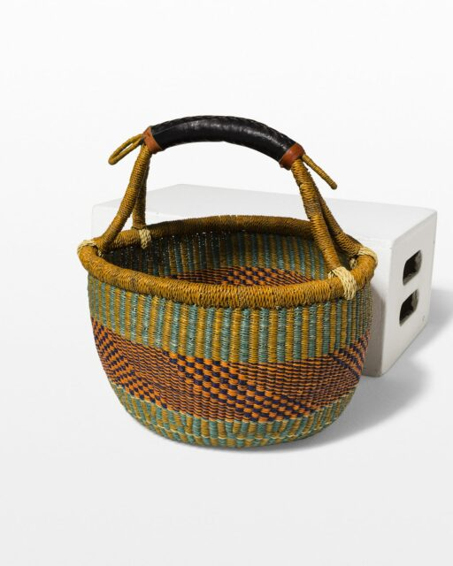 Front view of Bon Basket