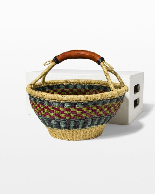 Front view of Cly Basket