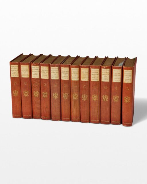 Front view of Percy Reference Manual Book Set
