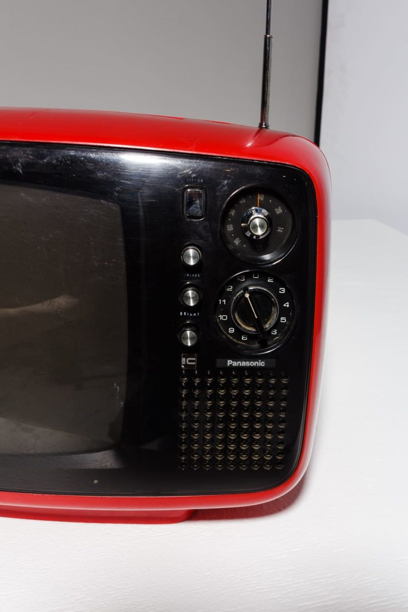 Alternate view 1 of Parker Red Television