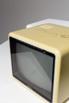 Alternate view 1 of Marvin Beige Cube Television