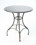 Front view thumbnail of Luciano Cafe Table
