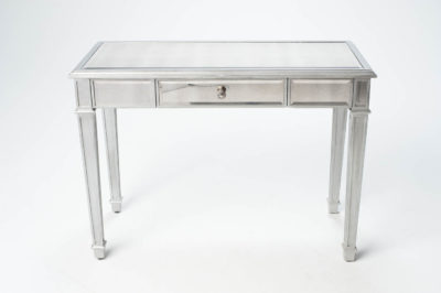 Alternate view 3 of Garbo Mirrored Table with Seat