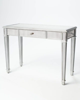Alternate view 1 of Garbo Mirrored Table with Seat