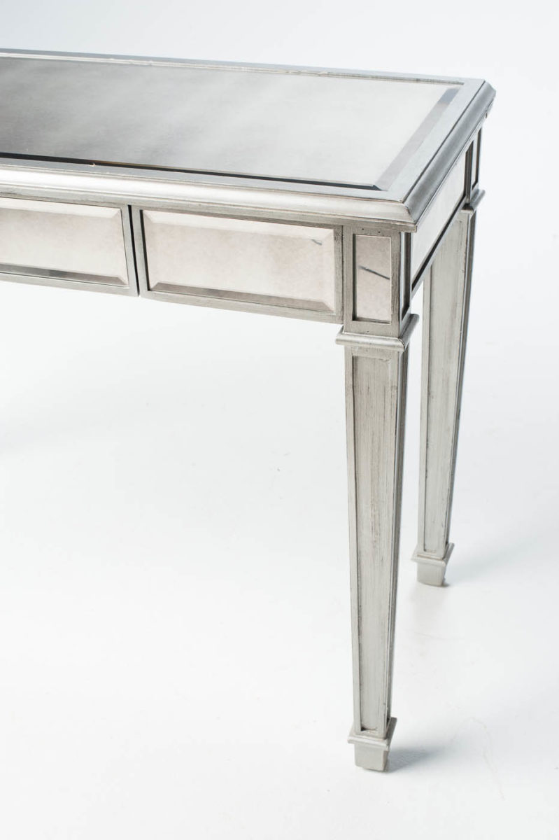 Alternate view 4 of Garbo Mirrored Table with Seat