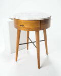 Front view thumbnail of Morris Side Table Nightstand