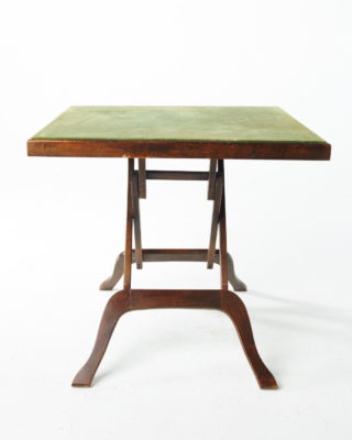 Alternate view 1 of Huron Felt Top Folding Card Table