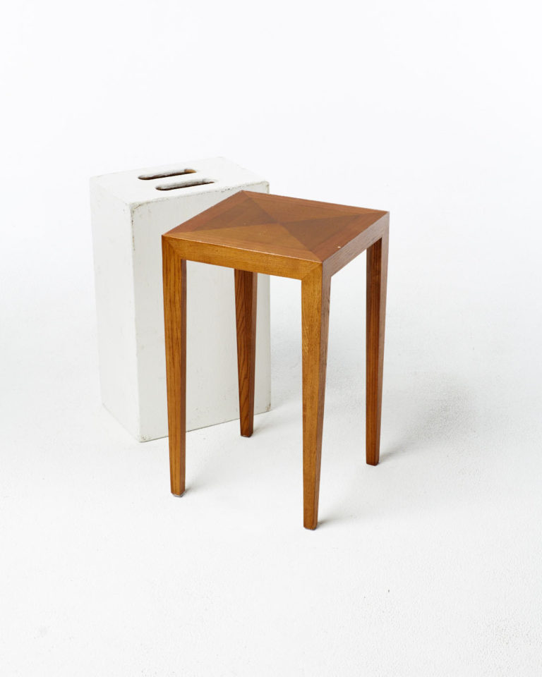 Front view of Murray Side Accent Table