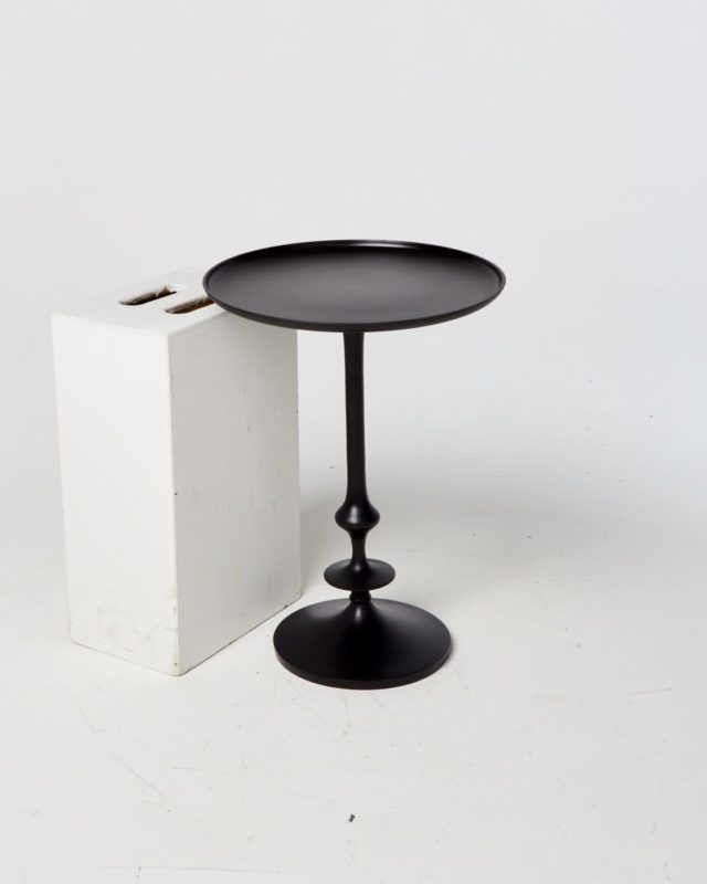 Front view of Stewart Side Table