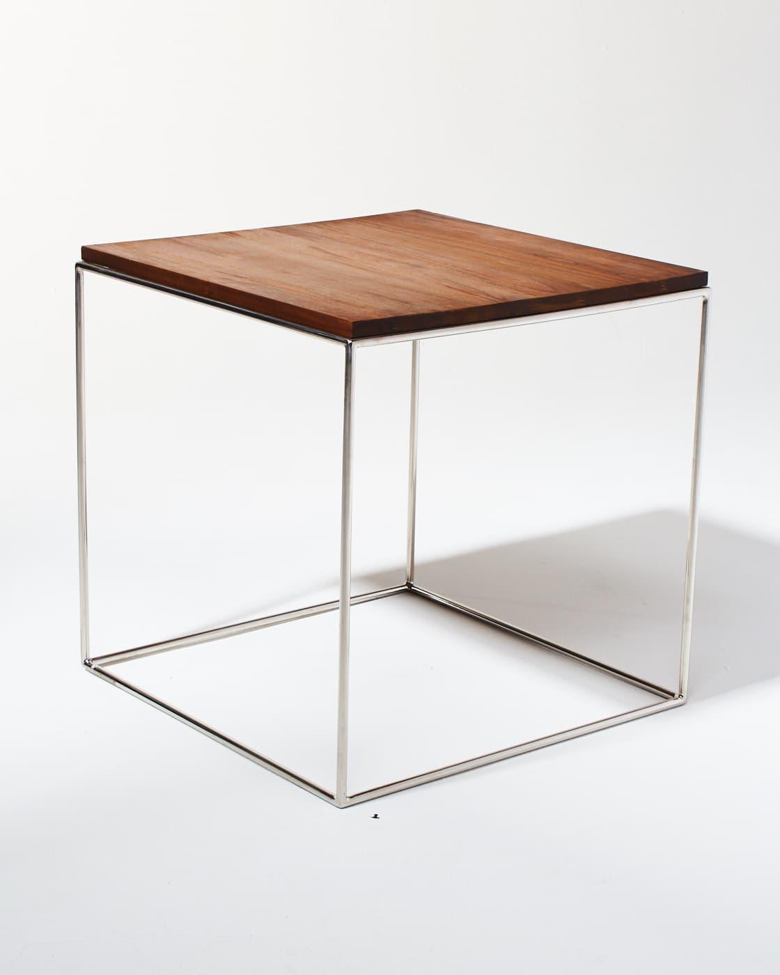 Charmant TB079 Windsor Frame Side Table B