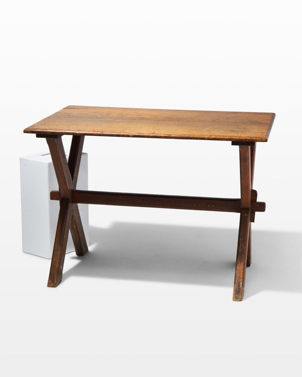 Front view of Everett Desk Table
