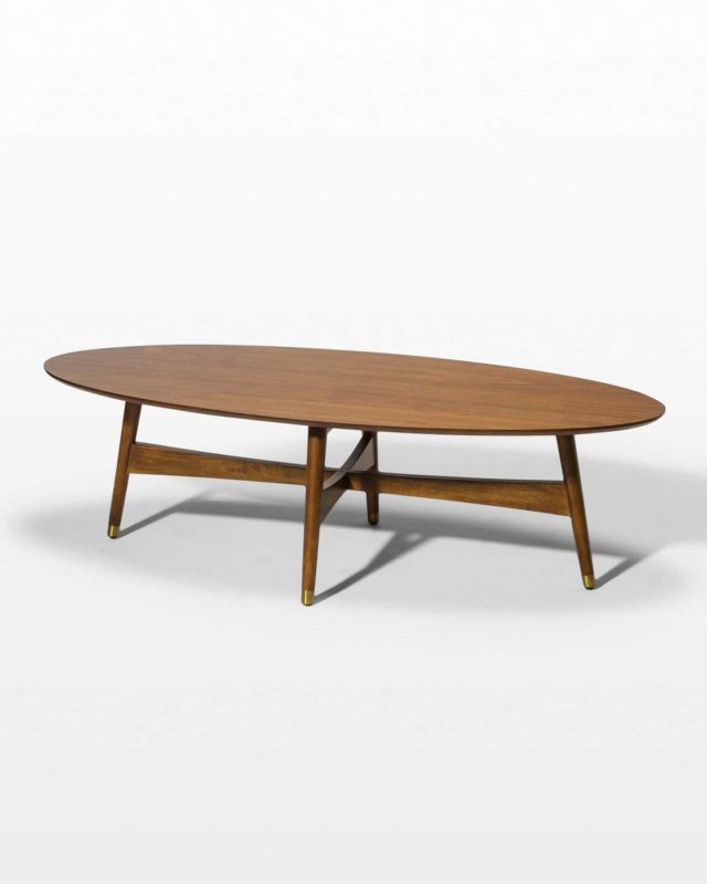 Front view of Allswell Coffee Table
