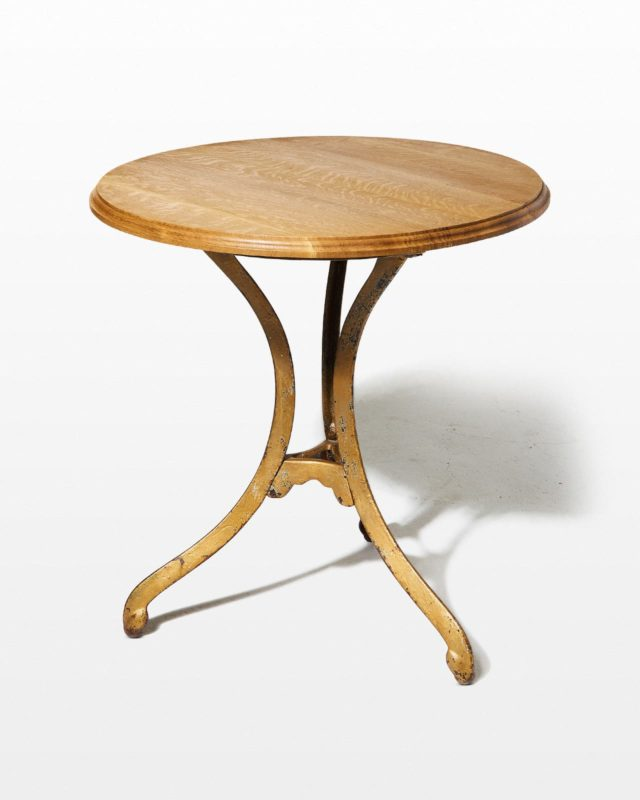 Front view of Rue Table