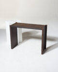 Alternate view thumbnail 3 of Harley Metal Side Table Bench