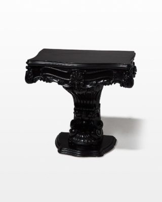 Front view of Devin Console Table