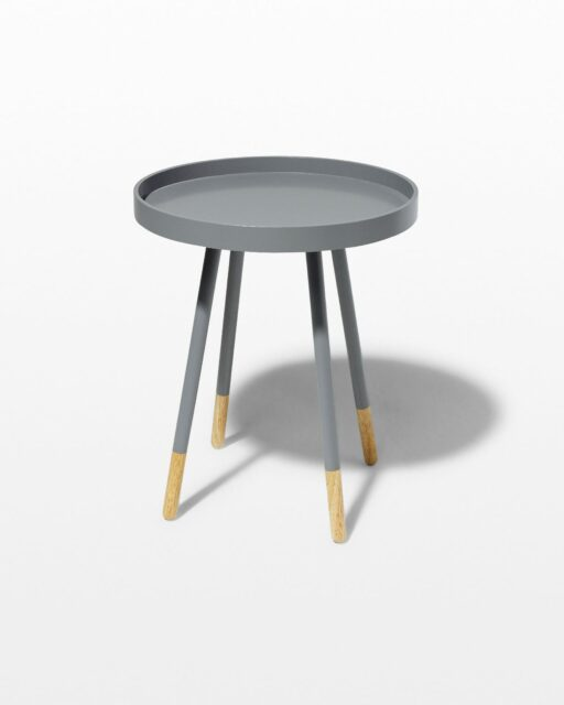 Front view of Paul Side Table