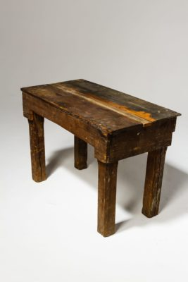 Alternate view 3 of Brasher Wooden Table