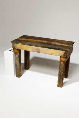 Alternate view 1 of Brasher Wooden Table