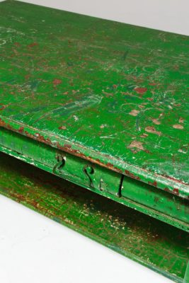 Alternate view 2 of Colton Weathered Green Table