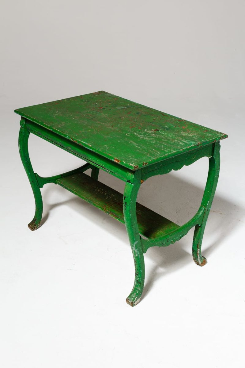 Alternate view 3 of Colton Weathered Green Table