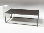 Alternate view thumbnail 1 of Izzo Metal Frame Coffee Table