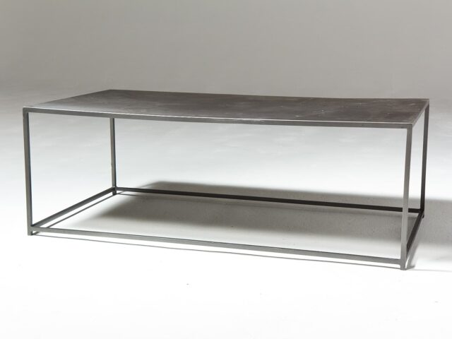 Alternate view 2 of Izzo Metal Frame Coffee Table