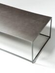Alternate view thumbnail 3 of Izzo Metal Frame Coffee Table