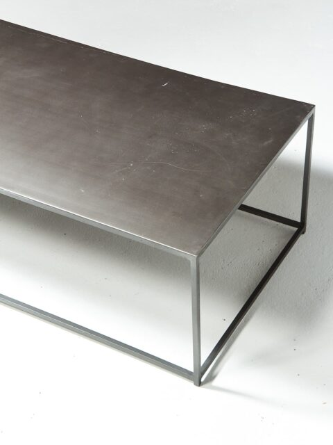 Alternate view 3 of Izzo Metal Frame Coffee Table
